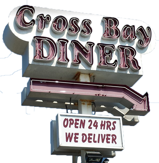 About CrossBay Diner and reviews